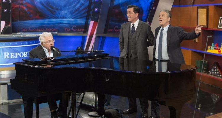 the colbert report finale well meet again song
