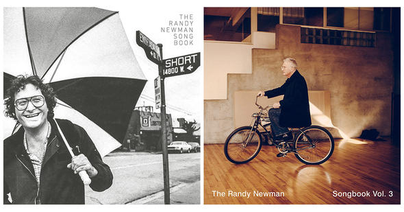 Randy Newmans Unique Defense Of >> The Songbook Box Set Including Volume 3 Is Out Randy Newman